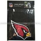 ARIZONA CARDINALS COOKING APRON & CHEF HAT, NFL BARBECUE TAILGATING GEAR
