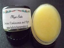 Magic Salve Frankincense and Myrrh Essential Oil First Aid Ointment