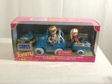 1997 Barbie Tommy Power Wheels Target Special Edition RARE!