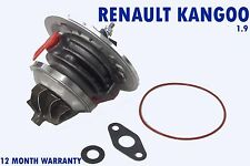TURBO CHRA CARTRIDGE RENAULT KANGOO 1.9 2000 2001 2002 2003 2004 2005 - 2015
