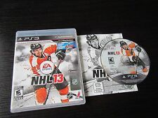 Playstation 3 PS3 complete in box  NHL 13 tested