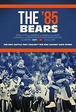 Espn Films 30 For 30: The '85 Bears (2016, REGION 1 DVD New)