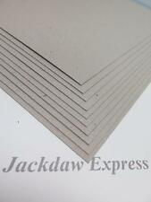 10 x A3 Greyboard Craft Card 1000mic 1mm for Backing/Mountboard Crafts JLH044