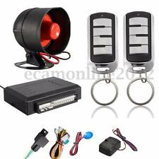 Remote Car Auto Central Door Lock Engine Start Keyless Entry Sensor Alarm System