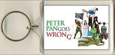 Peter Pan Goes Wrong. The Play. Keyring / Bag Tag.