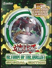 Yu-Gi-Oh - RETURN OF THE DUELIST SE Special Edition Sealed Box
