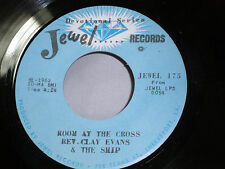 Rev. Clay Evans: Room at the Cross / Bringing in the Sheaves [Unplayed Copy]