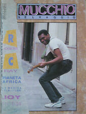 MUCCHIO 131 1988 Robert Cray Joy Division Thin White Rope Marc Almond Waterboys