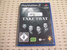 Singstar Take That für Playstation 2 PS2 PS 2 *OVP*