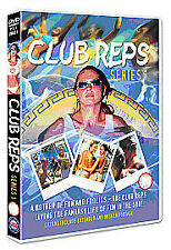 Club Reps Series 1 DVD TV 1990's ITV Show, All 10 Episodes, SMG Productions