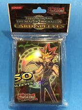 Yu-Gi-Oh (MUTO & THE SEAL OF ORICHALCOS) 50 Card Sleeves Official Konami Product
