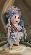 Authentic Artemis Ritual Voodoo Doll real 7 pins guide new orleans Karma