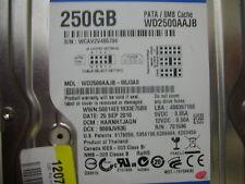 WD Caviar Blue 250gb WD2500AAJB-00J3A0 2061-701596-A00 15P IDE