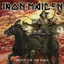 IRON MAIDEN - DEATH ON THE ROAD - 2 CD