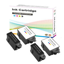 4 Compatible Advent Ink Cartridge ABK10 + ACRL10 for A10 AW10 AWP10 Printer