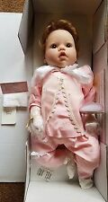 New Lee Middleton Butterfly Dreams Baby Face #72 of 600 Farewell Edition Doll