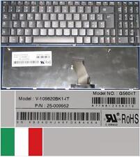 Clavier Qwerty Italien LENOVO 3000 G560 Version 1 G560-IT V-109820BK1 25-009952