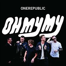 ONEREPUBLIC OH MY MY DELUXE CD ALBUM (Released 7th October 2016)