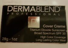 DERMABLEND Cover Creme ,Please specify color  Gauranteed Authentic FREE SHIPPING