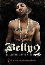 Belly 2: Millionaire Boyz Club (DVD) The Game, Shari Headley NEW