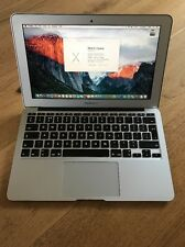 "Apple MacBook Air 11"" 2011 1.6ghz  i5 4gb Ram 64gb Ssd In Excellent Condition"