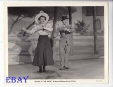 Judy Garland Mickey Rooney VINTAGE Photo Strike Up The Band