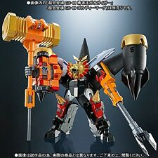 BANDAI SOUL OF CHOGOKIN STAR GAOGAIGAR OPTION SET Backpack & weapons