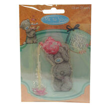 85 x 70mm Clear Stamp - Me to you Mothers day/Birthday Teddy & Pot of Tea