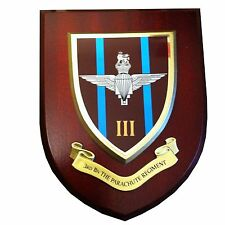 3 bn Parachute Regiment Wall Plaque 3 Para Military