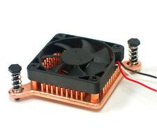 Enzotech SLF-40mm Low Profile Pure Copper Northbridge Cooler