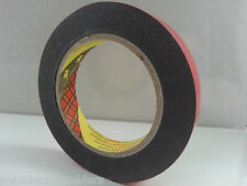 CAR BADGE TRIM PLATE ACCESSORY TAPE | MADE BY 3M | DOUBLE SIDED ADHESIVE FOAM