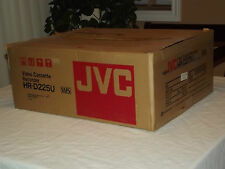 JVC HR-D225U Vintage Stereo Video Cassette Recorder VCR