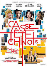 CASSE TETE CHINOUS / Chinese Puzzle (DVD, 2014)  FRENCH AUDIO, ENGLISH SUBS...