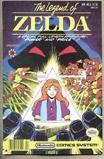 Legend Of Zelda #3-1991 fn Art Nichols / Valiant
