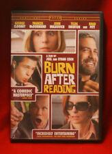 DVD - Burn After Reading (2008, Spotlight Series)