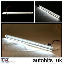 1 x 18 LED 24V LUCE INTERNO LAMPADA 400mm On / Off Interruttore Camion Furgone DAF MAN IVECO