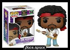 POP! ROCKS - JIMI HENDRIX FUNKO POP! VINYL FIGURE #054 *PRE ORDER*