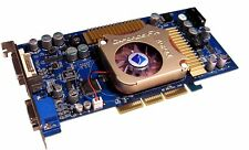 NVIDIA GeForce FX 5900 XT, 128 MB DDR, 256 bits, AGP 8x, DVI, VGA, S-Video