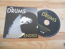 CD Indie The Drums-how it ended (2) canzone PROMO v2 Coop Moshi Moshi