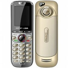 Brand New KECHAODA K80  Very BIg  Battery Big Mobile Phone(Brown color)
