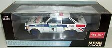 SUNSTAR 1/18 - 4433 FORD ESCORT MK2 RS1800 - WINNER 1977 RAC RALLY  WALDEGARD