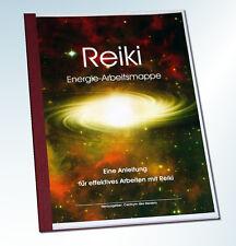 """Energia-cartella di lavoro """"reiki"""" - Esercizi e suggerimenti per lavorare con Reiki-NUOVO -"""