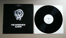"Deep Purple ""Perfect Stranger"" Interview Album LP White Promo Ultra Rare"