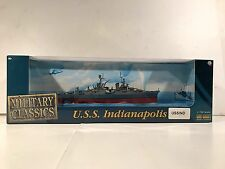 Gearbox Military Classics WWII USS.Indianapolis CA-35 1-700 Scale Diecast 09006
