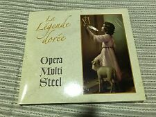 OPERA MULTI STEEL LEGENDE DOREE CD DOUBLE PACK BRAZIL 2010 FRENCH WAVE MEDIEVAL