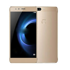 "5.0"" Unlocked Android Smartphone WCDMA GSM WiFi AT&T T-mobile Straight Talk gold"