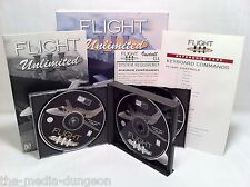 Flight Unlimited III 1999 Win 95/98 Looking Glass Studios Boxed PC Game