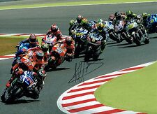 Hector BARBERA SIGNED MOTOGP Avintia Racing Autograph 16x12 Photo AFTAL COA