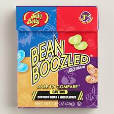 BEAN BOOZLED JELLY BEANS WEIRD & WILD FLAVORS 45g JELLY BELLY 3RD ED