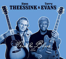 Hans Theessink & Terry Evans - True & Blue Live CD BRAND NEW IMPORT